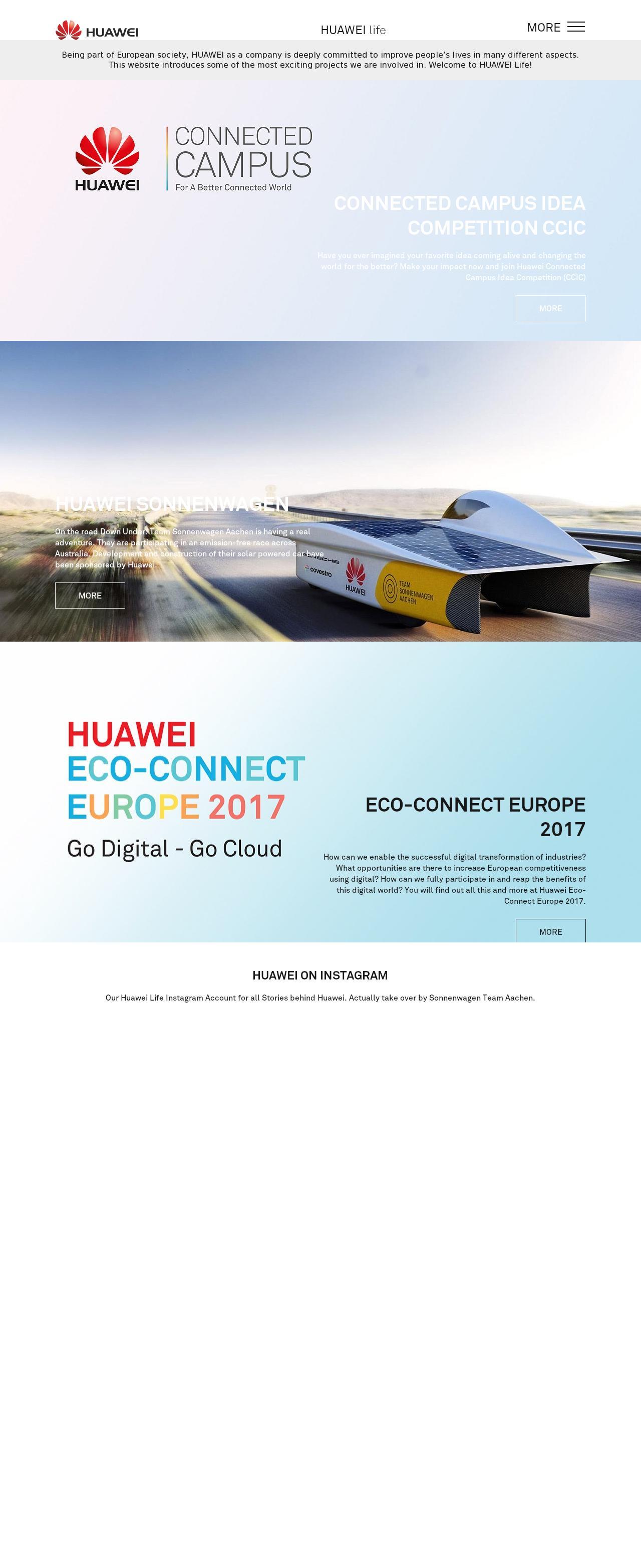 Huawei life